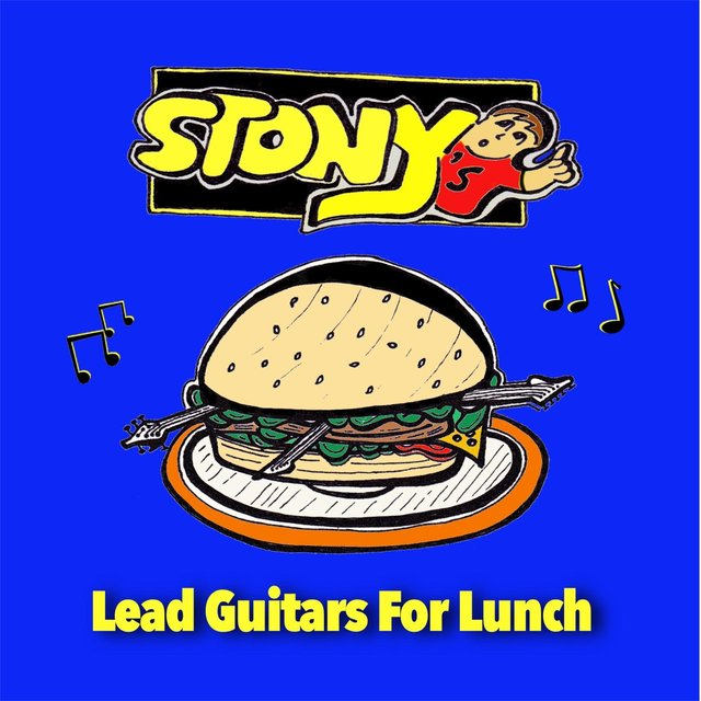 Lead Guitars for Lunch