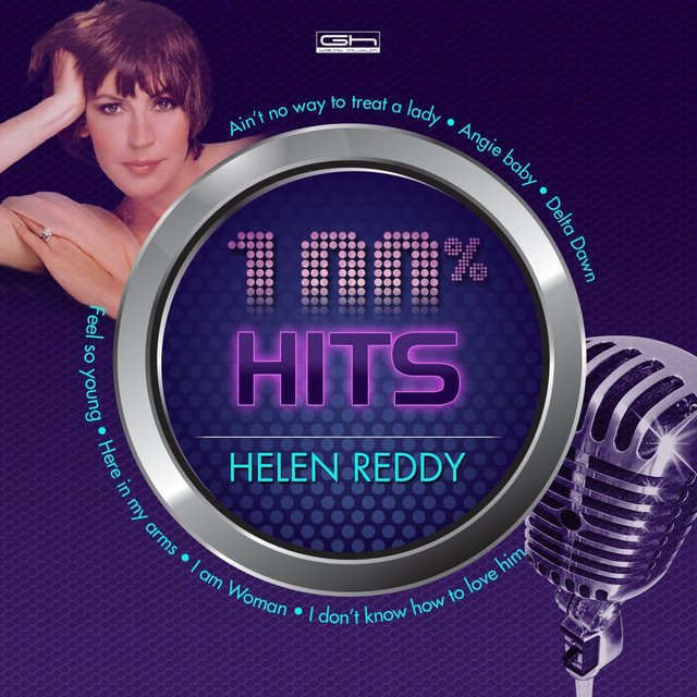 Hits 100% Helen Reddy