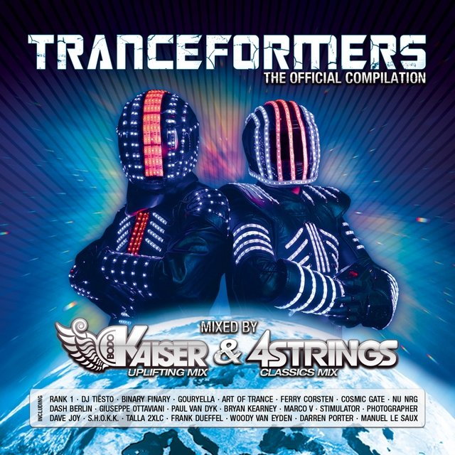 Tranceformers (Mixed by Bodo Kaiser & 4 Strings)