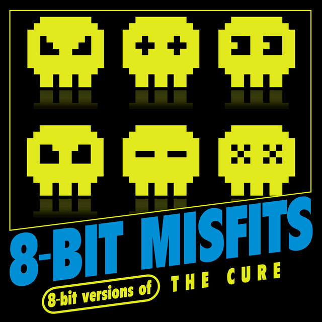 8-Bit Versions of The Cure