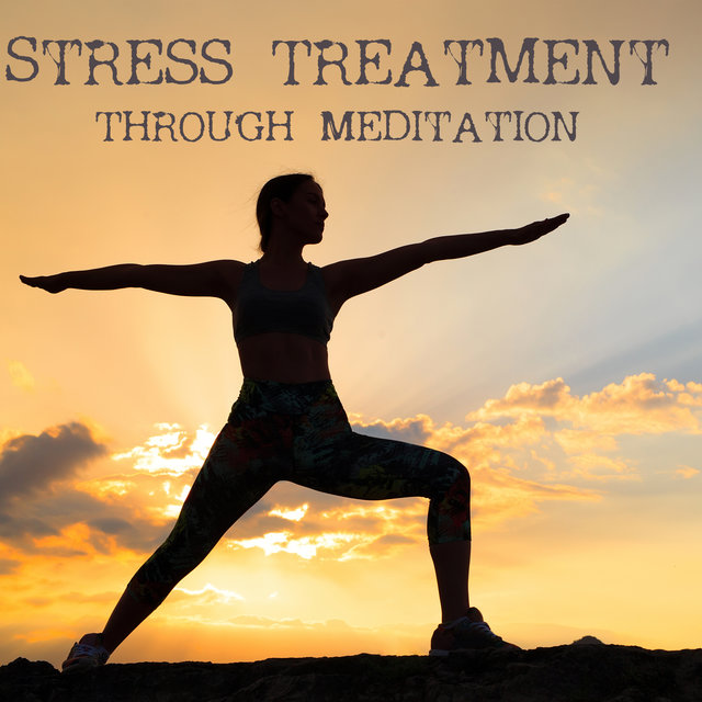 Stress Treatment Through Meditation - Relax Your Mind and Body with the Help of This New Age Spiritual Music, Deep Concentration, Ambient Healing Therapy, Inner Strength