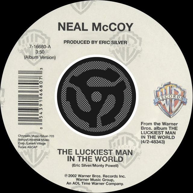 The Luckiest Man In The World / Medley: I'll Be Home For Christmas/Have Yourself A Merry Little Christmas [Digital 45]