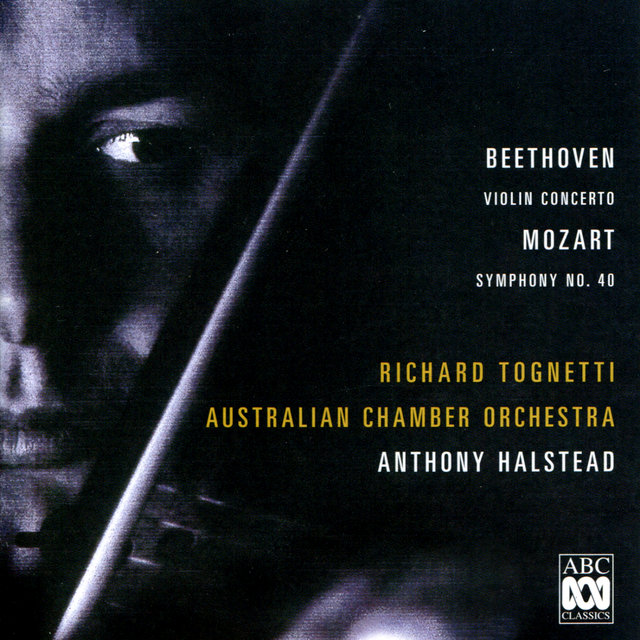 Beethoven: Concerto For Violin And Orchestra, Op. 61 - Mozart: Symphony No. 40