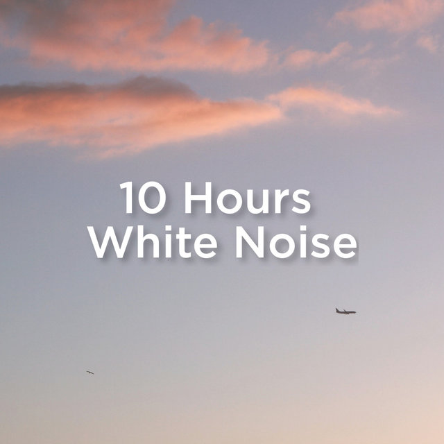 10 Hours Of White Noise (Loopable)