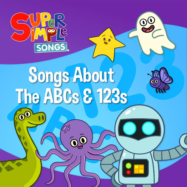 Songs About the Abcs & 123s