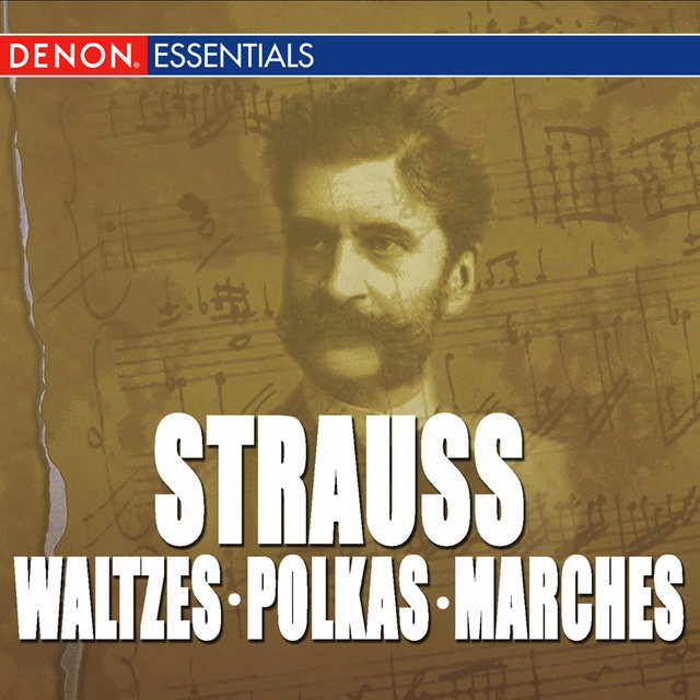 Great Strauss Waltzes, Polkas & Marches: Carl Michalski & The Viennese Folk Opera Orchestra