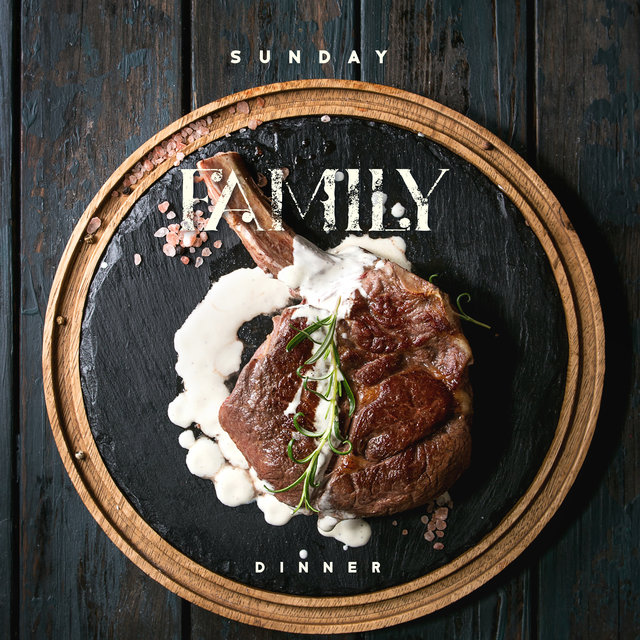 Sunday Family Dinner – Restaurant Jazz Music, Meal Time, Atmospheric Music