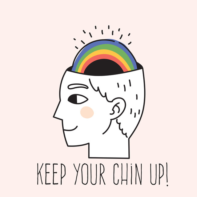 Keep Your Chin Up! 15 Cheerful Pieces to Improve The Mood