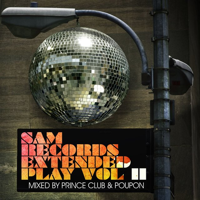 SAM Records Extended Play - Vol II