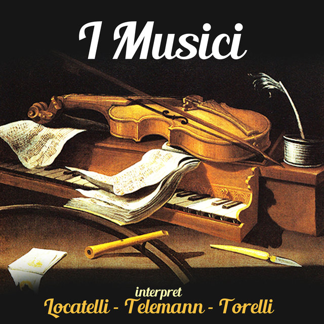 interpret Locatelli - Telemann - Torelli