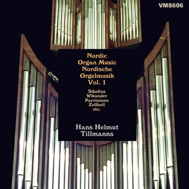 Nordic Organ Music, Vol. 1