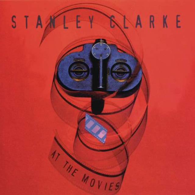 Cover art for album  by Stanley Clarke