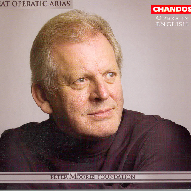 Great Operatic Arias (Sung in English), Vol. 16 - Thomas Allen