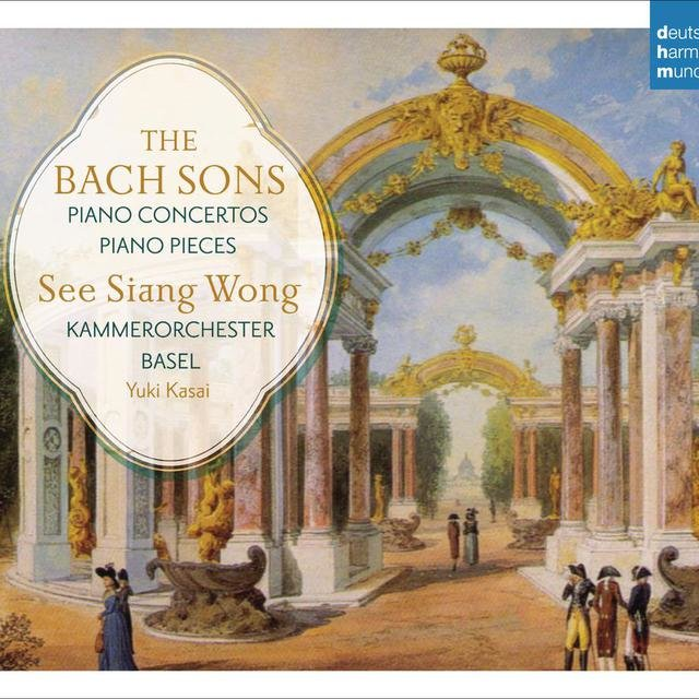 The Bach Sons: Piano Concertos & Solo Pieces
