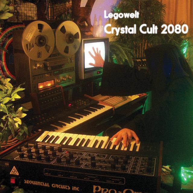 Cover art for album  by Legowelt