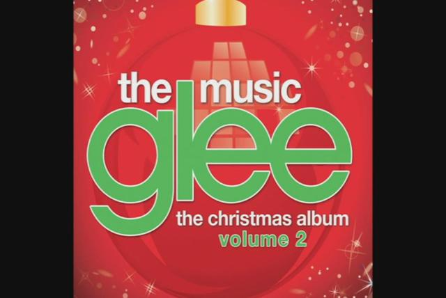 Extraordinary Merry Christmas (Glee Cast Version) (Cover Image Version)