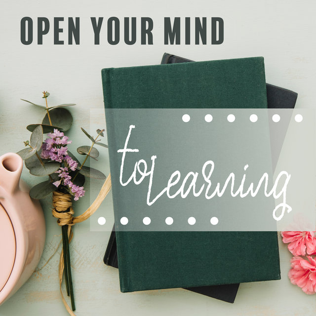 Open Your Mind to Learning - Great Collection of Ambient Nature Sounds for Better Concentration, Lost in the Book, Key to Success, Smart & Brilliant, Subconscious Expansion
