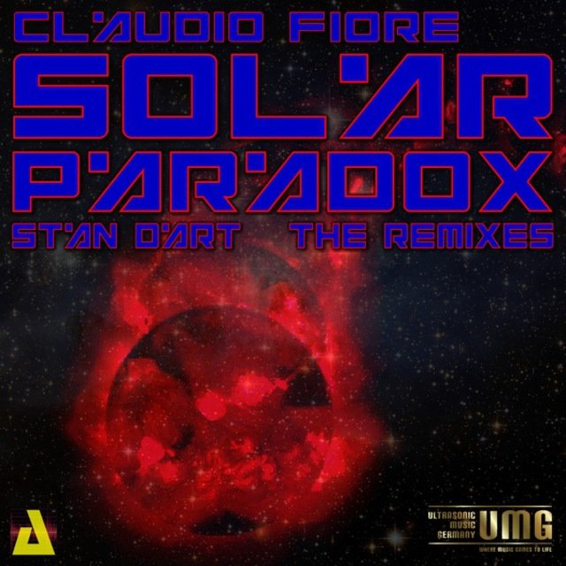 Solar Paradox the Remixes