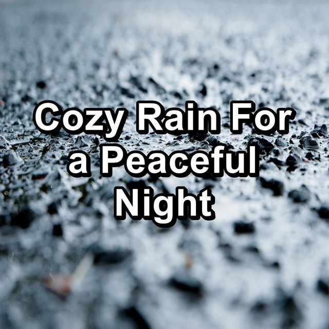 Cozy Rain For a Peaceful Night