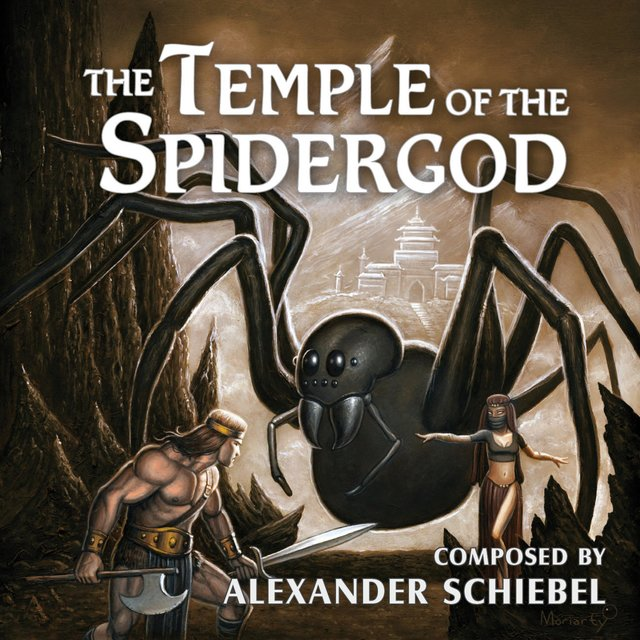 Temple of the Spidergod (Original Score)