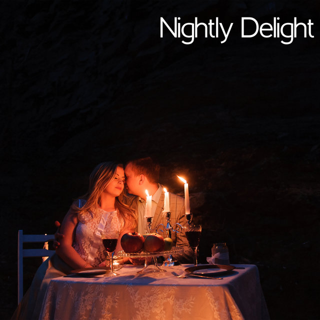 Nightly Delight – Instrumental Jazz Perfect for Candlelight Evening