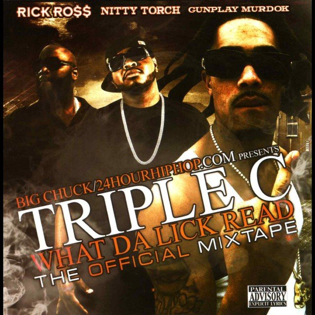 Triple C What Da Lick Read
