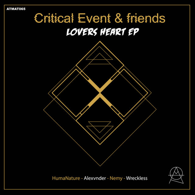 Critical Event & Friends Vol. 2 - Lovers Heart EP