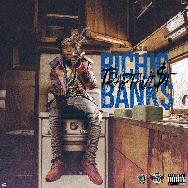 Cover art for album  by Richie Banks, Gutta Tv
