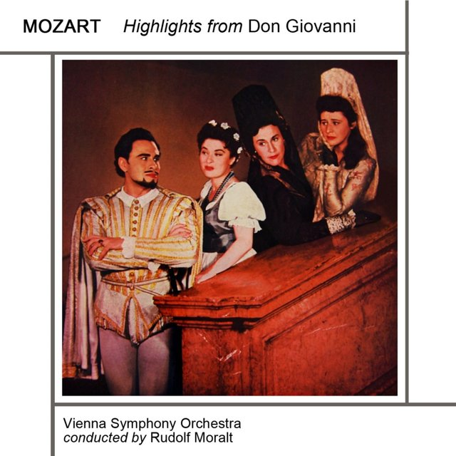 Mozart: Highlights from Don Giovanni, K. 527