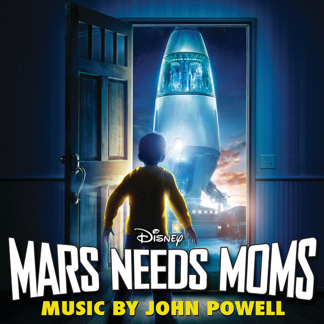 Mars Needs Moms (Original Motion Picture Soundtrack)
