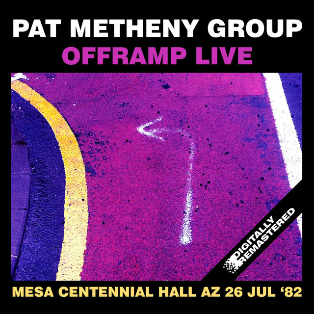 Offramp Live At The Mesa Centennial Hall, Az 26 Jul 82 (Remastered)