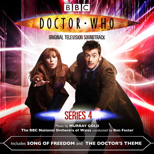 Doctor Who Series 4 (Original Television Soundtrack)