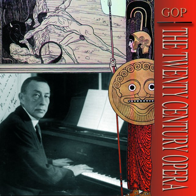 Sergei Rachmaninoff · The masters of music