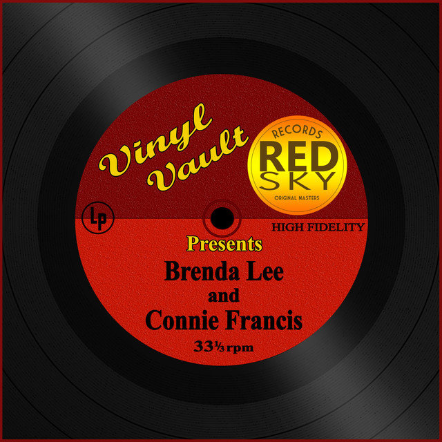 Vinyl Vault Presents Brenda Lee and Connie Francis