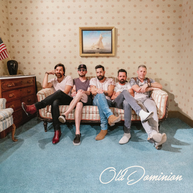 Cover art for album Old Dominion by Old Dominion