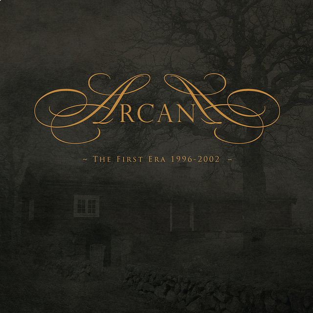 Cover art for album ... The Last Embrace by Arcana