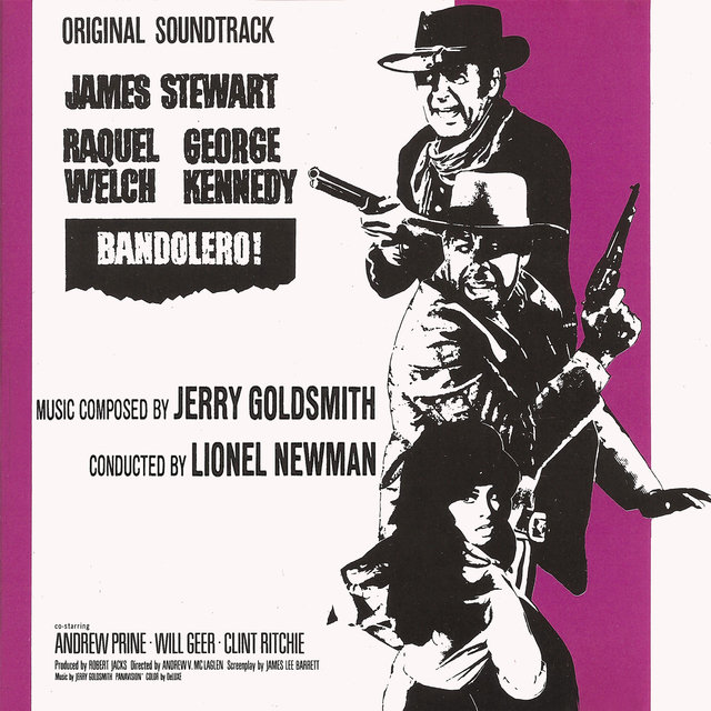 Bandolero! (Original Motion Picture Soundtrack)