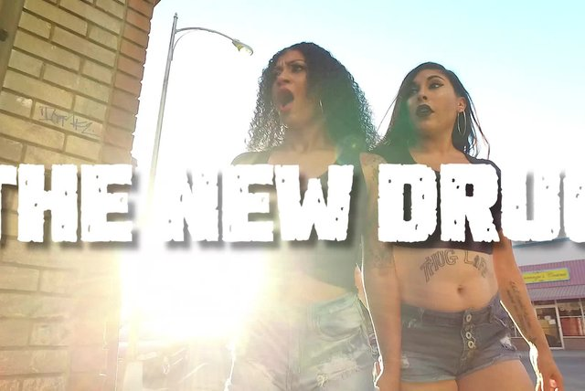 The New Drug (Official Video)