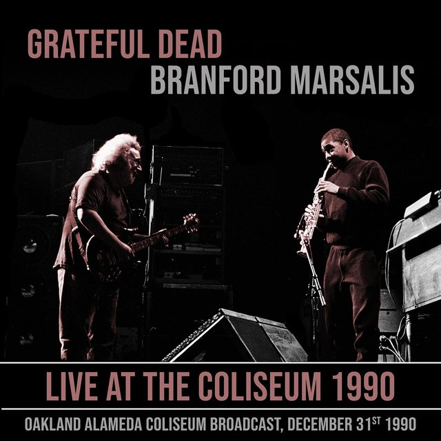 Live at the Coliseum 1990 (with Branford Marsalis) (Live 1990)