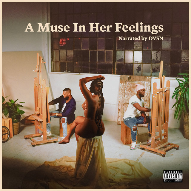 Cover art for album A Muse In Her Feelings by dvsn