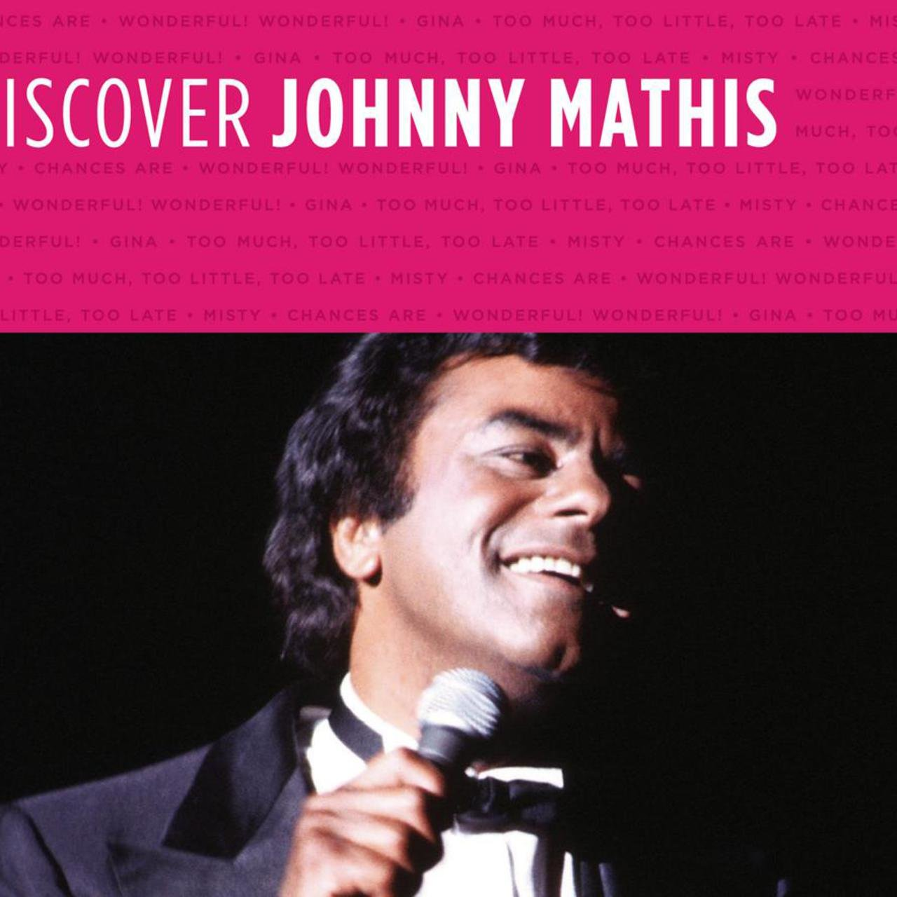 Discover Johnny Mathis / Johnny Mathis TIDAL