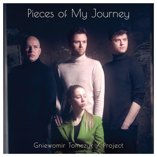 Cover art for album Pieces of My Journey by Gniewomir Tomczyk