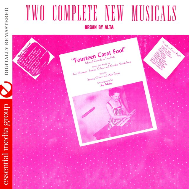 Two Complete Musicals: Fourteen Carat Fool & Hotel Happiness (Digitally Remastered)