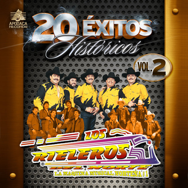 20 Exitos Historicos, Vol. 2