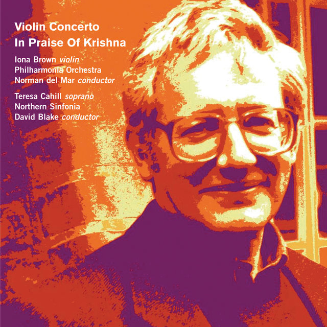 David Blake: Violin Concerto & In Praise of Krishna