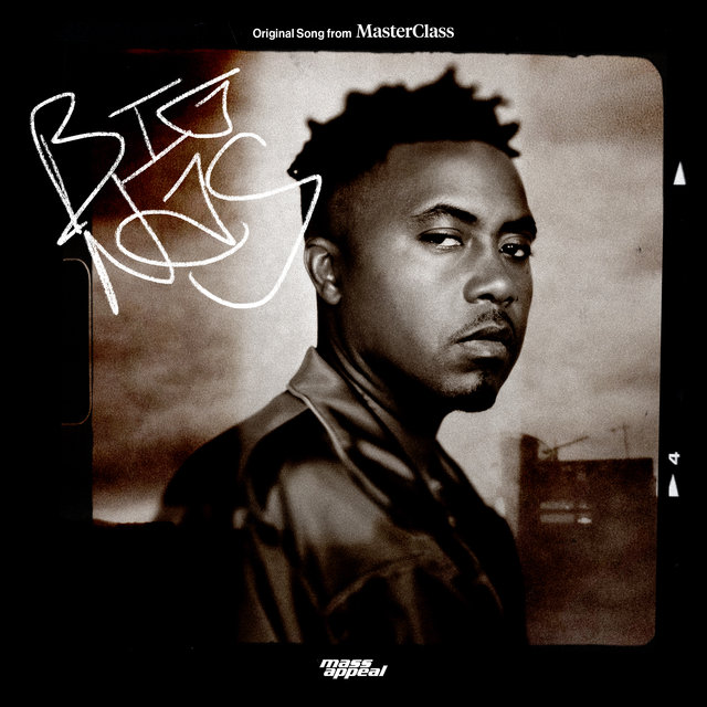 Cover art for album  by Nas
