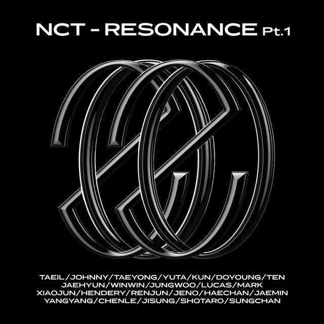NCT RESONANCE Pt. 1 - The 2nd Album