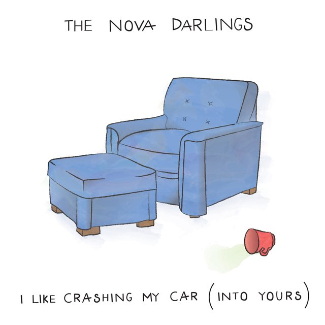 I Like Crashing My Car (Into Yours)