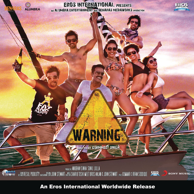 Warning (Original Motion Picture Soundtrack)
