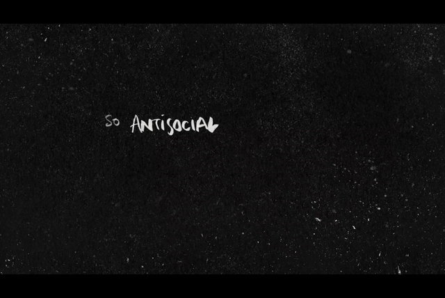 Antisocial (Lyric Video)